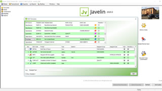 JAVELIN Production Control Software 2020.0 New Release